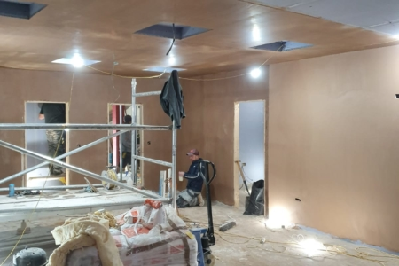 Westgate, Wakefield - Conversion - Works During - Propertunities (16)
