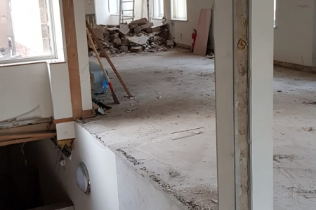 Westgate, Wakefield - Conversion - Works During - Propertunities (4)
