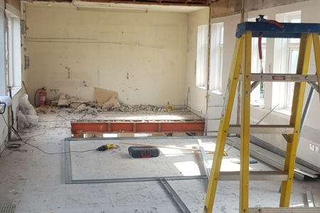 Westgate, Wakefield - Conversion - Works During - Propertunities (6)