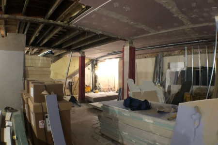 Westgate, Wakefield - Conversion - Works During - Propertunities (9)